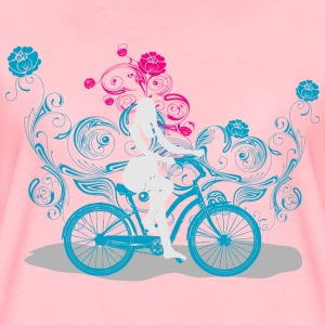 Flowers & Girls T-Shirts - Frauen Premium T-Shirt