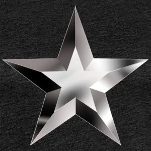Star Steel 1 - Frauen Premium T-Shirt