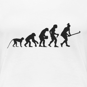 Evolution Hockey T-Shirts - Women's Premium T-Shirt