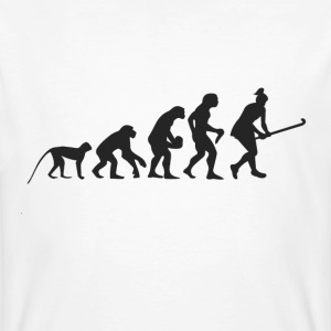 Evolution Hockey T-Shirts - Männer Bio-T-Shirt
