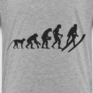 Evolution Ski T-shirts - Premium-T-shirt barn