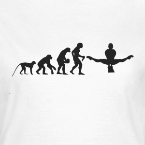 Evolution Sport T-shirts - Dame-T-shirt