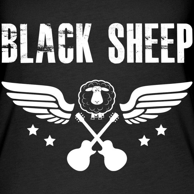 Black Sheep Wings Frauen Premium Tank Top