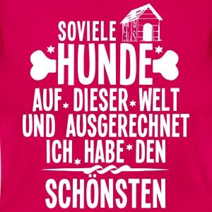 HUND T-Shirts - Frauen T-Shirt