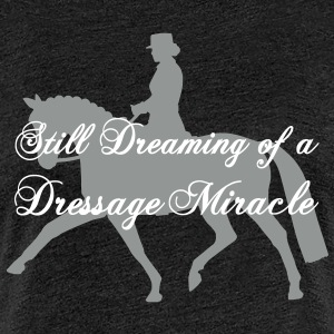 Dreaming of a Miracle - Frauen Premium T-Shirt