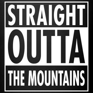 Straight Outta The Mountains Kubki i dodatki - Kubek jednokolorowy