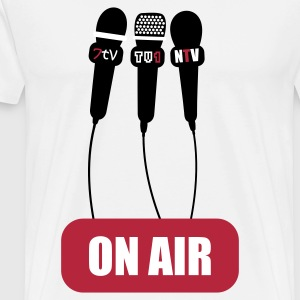 On air VIP TV - Men's Premium T-Shirt