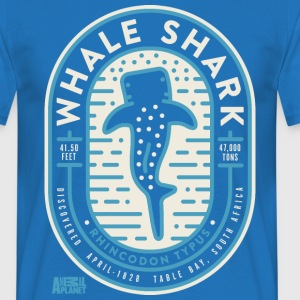 Animal Planet Walhai Whale Shark - Männer T-Shirt