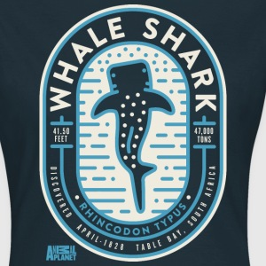 Animal Planet Whale Shark Educational Facts - Women's T-Shirt