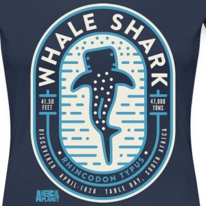 Animal Planet Walhai Whale Shark - Frauen Premium T-Shirt