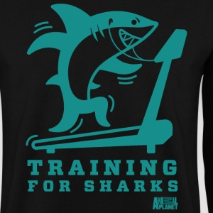 Animal Planet Gym Humour Training For Sharks - Herre sweater
