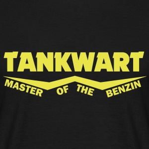 tankwart master of the benzin T-Shirts - Männer T-Shirt