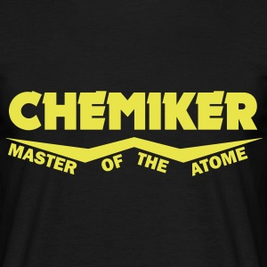 chemiker master of the atome T-Shirts - Männer T-Shirt