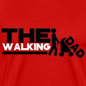 the walking dad - T-shirt Premium Homme