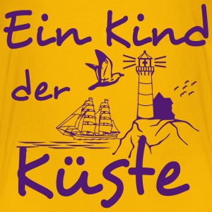 Ein Kind der Küste T-Shirts - Teenager Premium T-Shirt