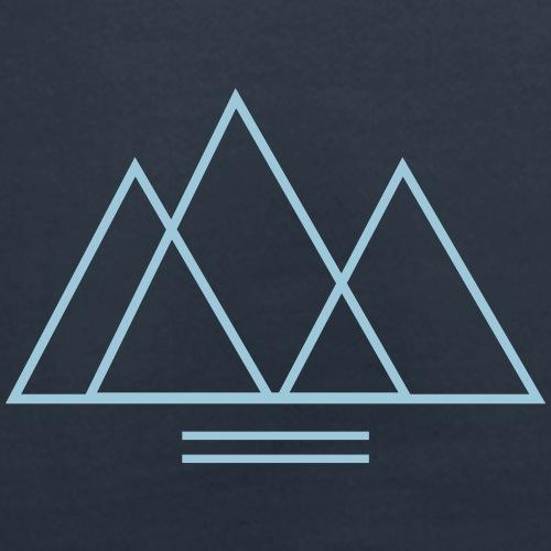 Berge mit See