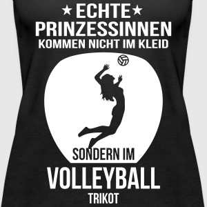 Prinzessin VOLLEYBALL Tops - Frauen Premium Tank Top