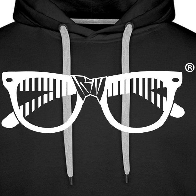Shades Logo Hoodie Black