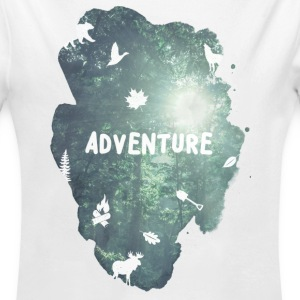 Adventure Baby Bodys - Baby Bio-Langarm-Body
