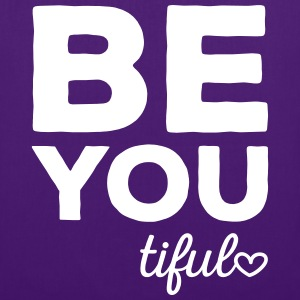 Be-You-Tiful Positive Quote Bags & Backpacks - Tote Bag
