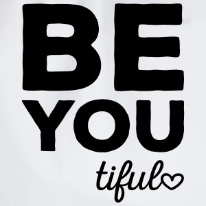Be-You-Tiful Positive Quote Sacs et sacs à dos - Sac de sport léger