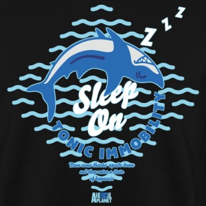 Animal Planet Sleeping Shark Tonic Immobility - Herre sweater