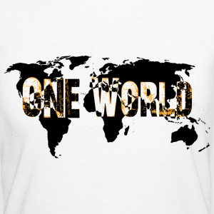 One World 2 - Frauen Bio-T-Shirt