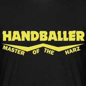 handballer - master of the harz T-Shirts - Männer T-Shirt