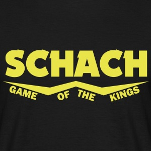 schach - game of the kings T-Shirts - Männer T-Shirt