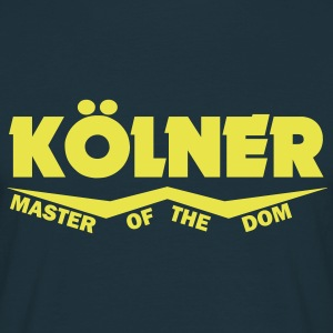 kölner - master of the dom T-Shirts - Männer T-Shirt