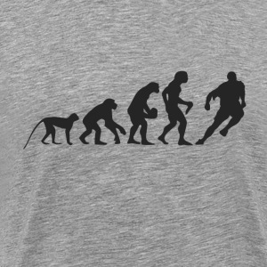 Evolution Soccer Tee shirts - T-shirt Premium Homme