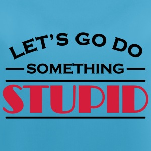 Let's go do something stupid Ropa deportiva - Camiseta de tirantes transpirable mujer