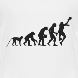 Evolution Basketball T-Shirts - Teenager Premium T-Shirt