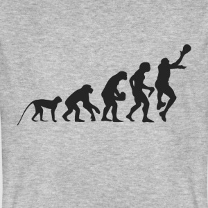 Evolution Basketball T-Shirts - Männer Bio-T-Shirt
