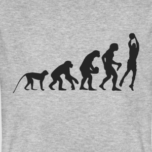 Evolution Basketball T-Shirts - Men's Organic T-shirt