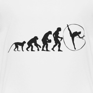 Evolution gymnastics Shirts - Teenage Premium T-Shirt