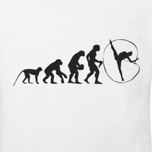 Evolution gymnastics Shirts - Kids' Organic T-shirt