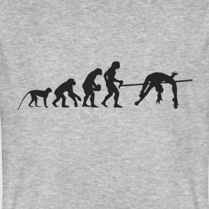 Evolution hvælving T-shirts - Organic mænd