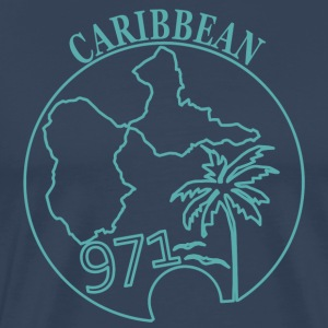 GUADELOUPE CARIBBEAN - T-shirt Premium Homme