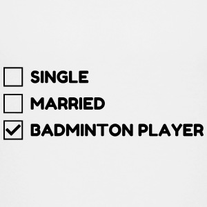 Badminton / Badminton Player / Birdie / Sport Shirts - Teenager Premium T-shirt