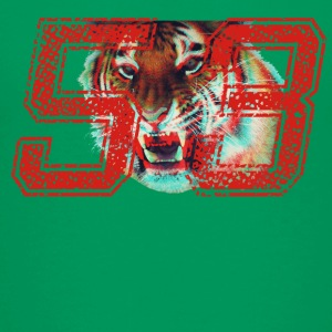Tigre 3D Shirts - Teenage Premium T-Shirt
