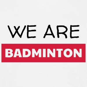 Badminton / Badminton Player / Birdie / Sport T-Shirts - Men's T-Shirt