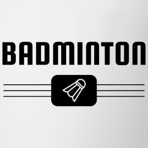 Badminton / Badminton Player / Birdie / Sport Tazze & Accessori - Tazza