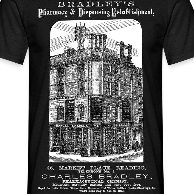 Bradley's Pharmacy, Reading (Front)