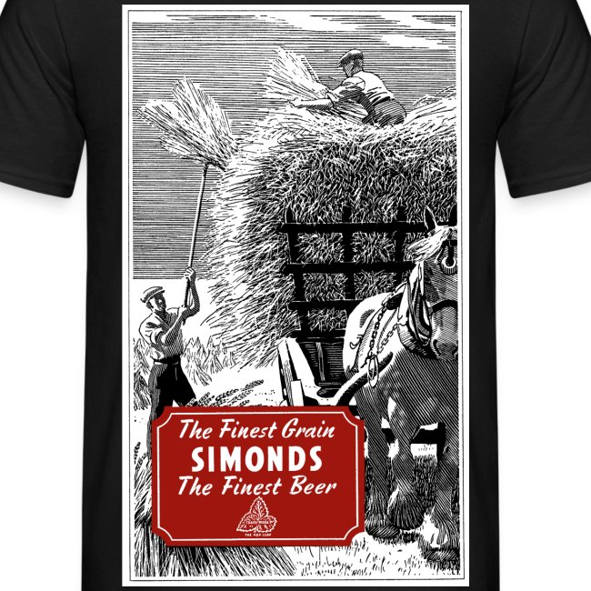 Simonds' Finest Beer, Reading (Back)