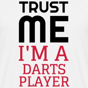 Darts - Target - Game - Sport - Fléchettes T-Shirts - Men's T-Shirt