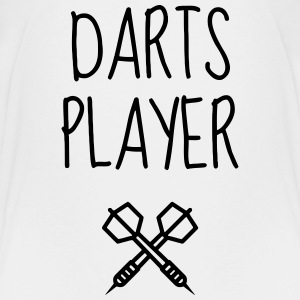 Darts Ziel Sport Sportler Spieler T-Shirts - Teenager Premium T-Shirt