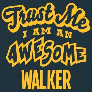 walker trust me i am an awesome - T-shirt Homme