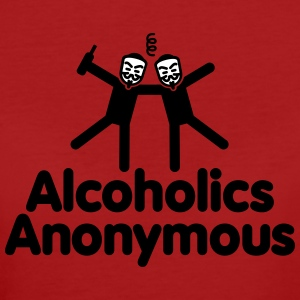 Alcoholics Anonymous AA T-Shirts - Women's Organic T-shirt