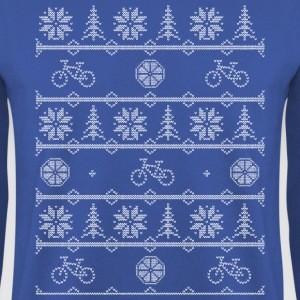 bicycle winter Pullover & Hoodies - Männer Pullover